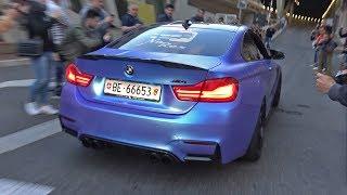 BMW M4 F82 - BURNOUTS & ACCELERATIONS!