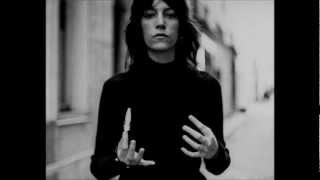Patti Smith - After The Gold Rush - Banga, 2012 (A Neil Young Song).