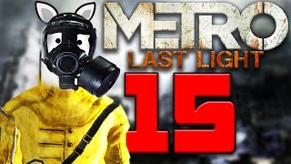 Venice - Metro: Last Light Redux PC Gameplay / Walkthrough - EP 15