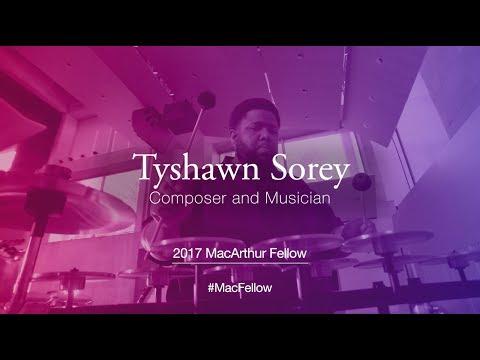 Composer and Musician Tyshawn Sorey | 2017 MacArthur Fellow