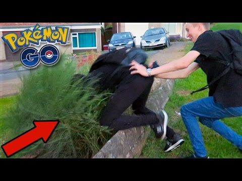 POKEMON GO! - I CAN'T BELIEVE HE DID THIS!! - CP 1,000+ POKEMON!