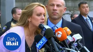 Federal judge THROWS OUT Stormy Daniels lawsuit against Trump