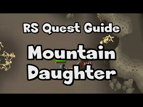 RS: Mountain Daughter Guide - RuneScape