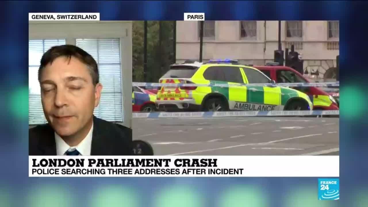 فرانس 24:London parliament crash: should we be afraid of