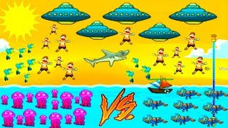 SHARK ATTACK - EPIC GAMEPLAY!!! - EPIC SHARK GAME!!! - FREE GAME (HD)