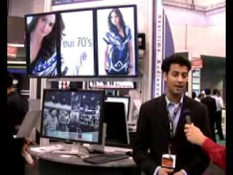 CognoVision explains audience measurement InfoComm 2008