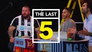 The last 5   hull shock title-holders leicester   slash football