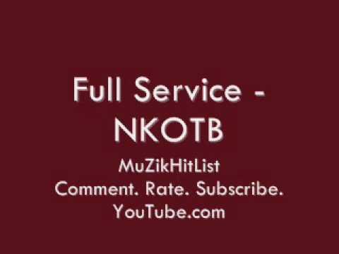 Full Service - NKOTB [HQ]
