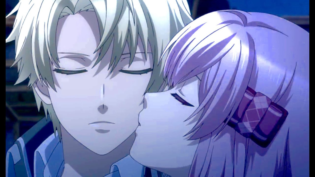Boy Girl Kiss Love Wallpapers Norn9 Norn Nonet Episode 7 ノルン ノネット Review Youtube