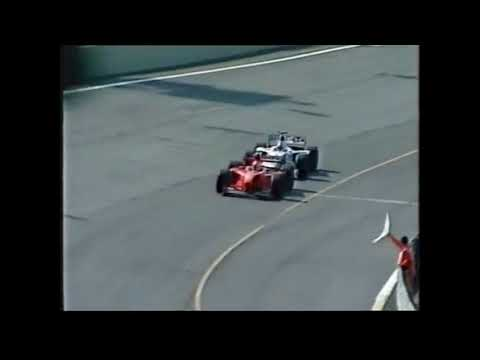 Barrichello vs Irvine - Grand Prix Brazil F1 1999