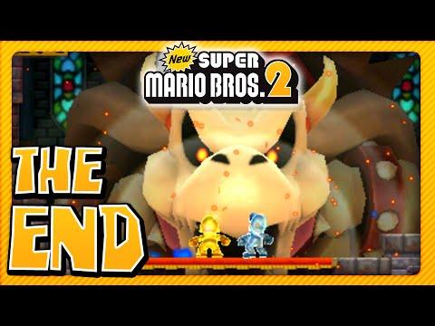 New Super Mario Bros. 2 - Star World (2 Player) 100%
