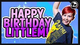 HAPPY BIRTHDAY LITTLEM! TEAM PVP & GIVEAWAY! | Roblox: Pokemon Brick Bronze