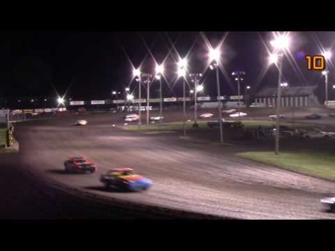 Boone Speedway 5/28/16 Stock Car Feature