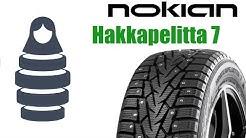 Nokian Hakkapeliitta 7