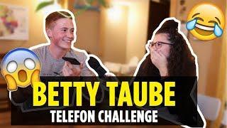 BETTY TAUBE Telefon Challenge