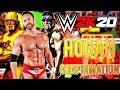 WWE 2K20: ELI DRAKE CONFIRMS HULK HOGAN ON THE ROSTER