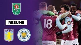 Carabao Cup : Trezeguet envoie Aston Villa en finale !