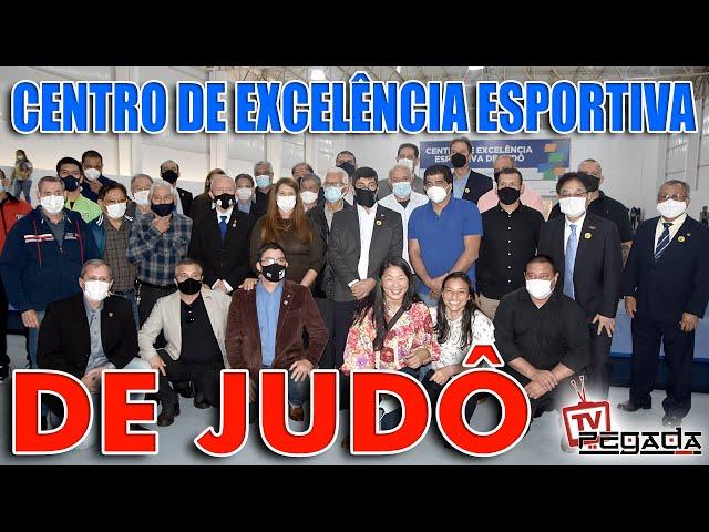 Centro de Excelência Esportiva de Judô - Inauguração