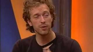 Coldplay im Talk  2006