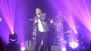Wide Awake - Joe McElderry - SYSA tour, Lancaster
