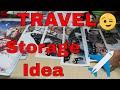 Travel Diamond Painting Storage Idea. Finished Projects.