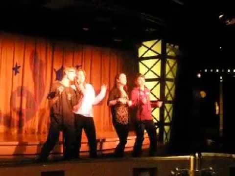 Disney Wonder Grease Karaoke