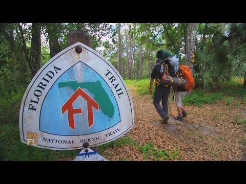 Florida Travel: How to go Backpack Camping in Florida