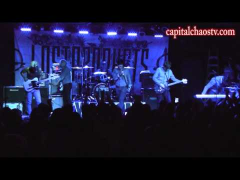 LOSTPROPHETS live in Sacramento on CAPITAL...