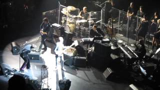 Robert Downey Jr. and Sting - Driven to Tears at Beacon Theater 10-1-2011