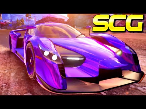 HAPPY NEW YEAR!! SCG 003S (4* Rank 3443) Multiplayer in Asphalt 9