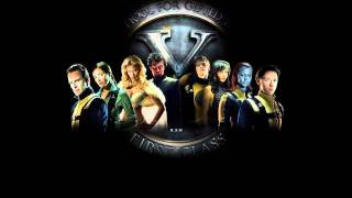 X-Men First Class Soundtrack - 04 Not That Sort of Bank HD