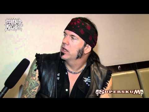 MORBID ANGEL Interview