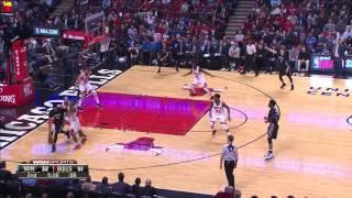 Zach LaVine vs Chicago Bulls 13.12.2016 (24Pts)