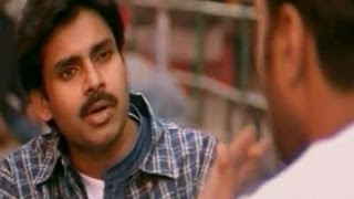 Kushi Movie || Pawan Kalyan Introduction at Cofee Shop