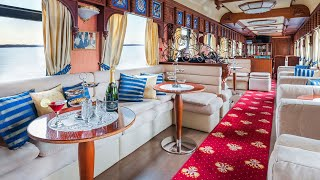 Top 10 Most Luxurious Trains in the World - 2019 | LX ep #4