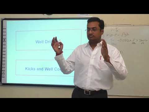 Petroleum Engineering - Well Control - Part 1