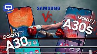 Samsung Galaxy A30S Против Samsung Galaxy A30. Сравнение Бюджетников./ QUKE.RU /