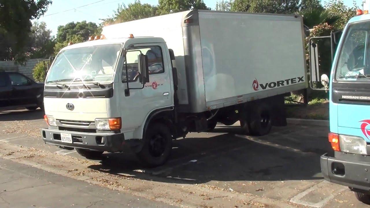 Vortex Truckmount Ud 1400 Youtube