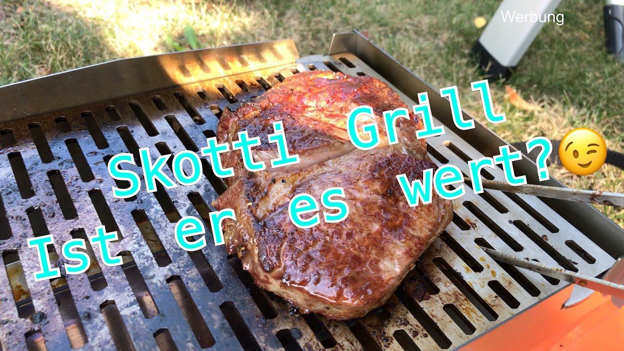 Skotti Grill, ist er es wert? Mein Test