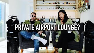 Private Suite LAX to Hawaii Big Island Hualalai