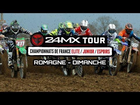 24MX Tour - Romagné - Résumé Dimanche