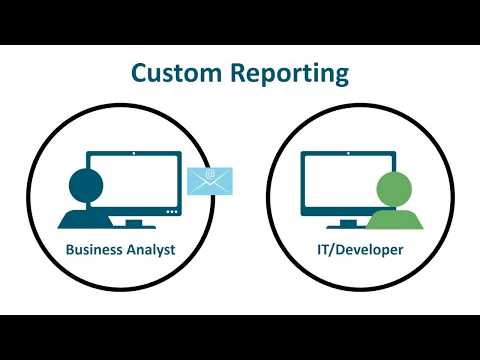 Reporting Dashboards for Government Institutions