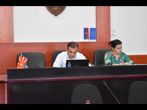 42 Седница на Совет на Општина Велес