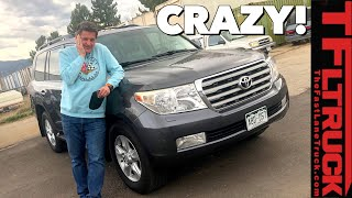 You Won't Believe How Much It Cost To Replace a Mirror on a Toyota Land Cruiser!