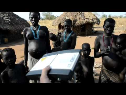 Tribe Komo, Blue Nile province, Sudan - January 2011 - 1/2