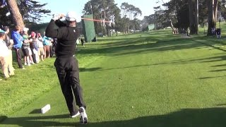 Tiger Woods Ultimate Major Practice Round 60 fps Up Close