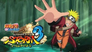 Naruto Shippuden: Ultimate Ninja Storm 3 Full Burst Trailer-Commentary-Gameplay
