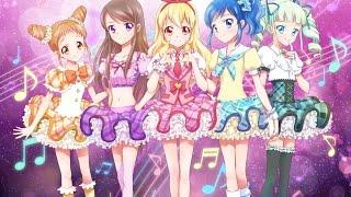 Anime: Aikatsu! Name: Thrilling Dream Artist: STAR☆ANIS Album: Aikatsu! Audition Single 3 Third Action!