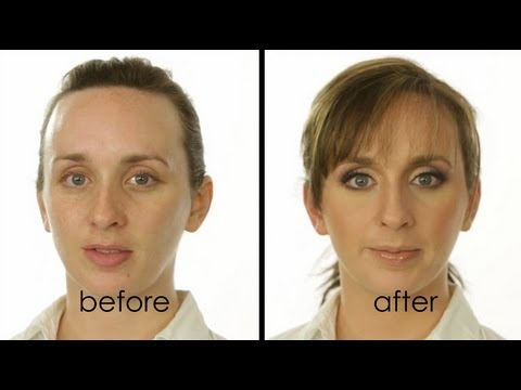 Dramatic Deep-set Eye Makeup Tutorial Video with Robert Jones ...