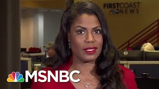 Omarosa: 'Look For Trump To Throw A Curve-Ball Candidate' For Chief Of Staff | Craig Melvin | MSNBC